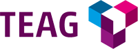 TEAG-Logo Verwendung